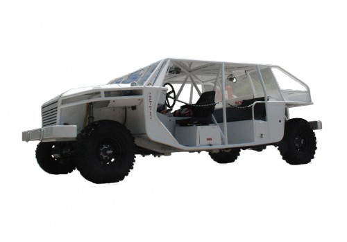 Rubber Tired Underground Mining Personnel Carrier HART-405